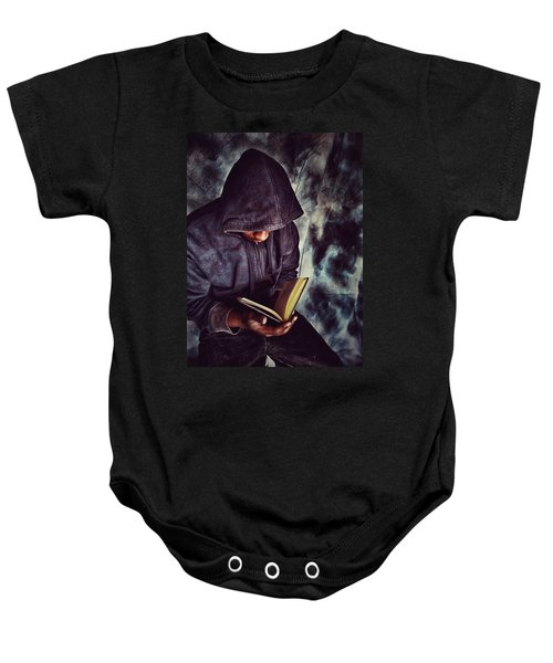Read And Grow Baby Onesie