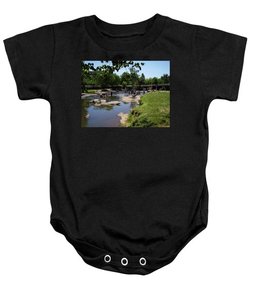 Reedy River Baby Onesie