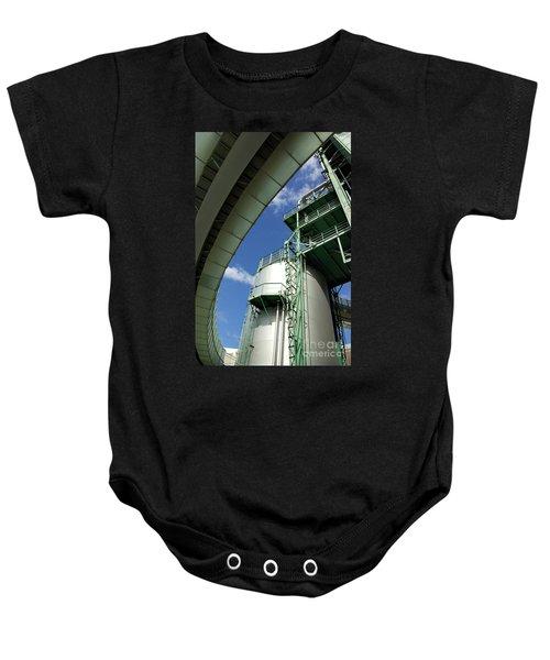 Refinery Detail Baby Onesie