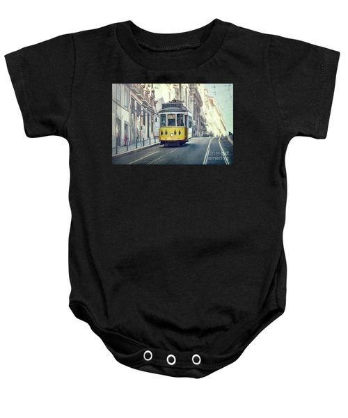 Ride These Streets Baby Onesie