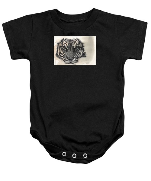 Righteous Hunger Baby Onesie