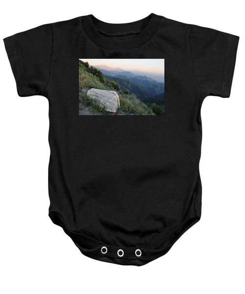 Rim O' The World National Scenic Byway Baby Onesie