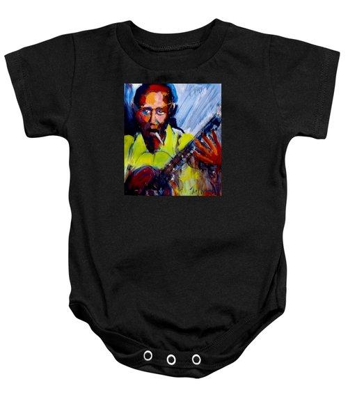 Robert Johnson Baby Onesie