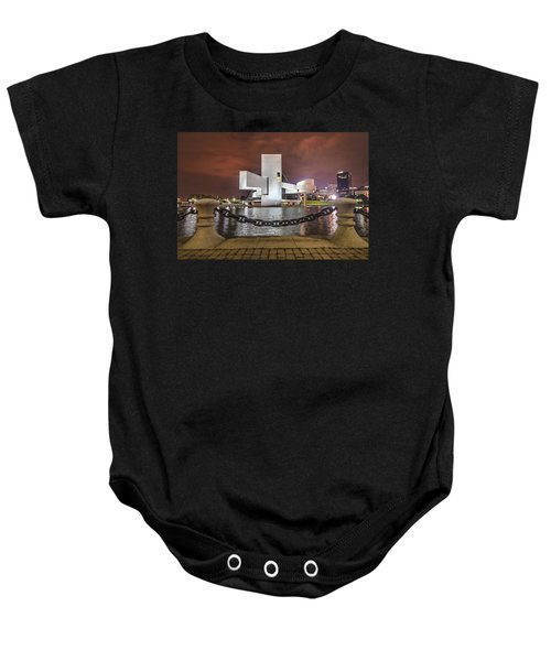 Rock Hall And The North Coast Baby Onesie