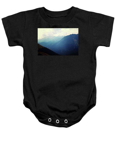 Rocky Mountain High Baby Onesie