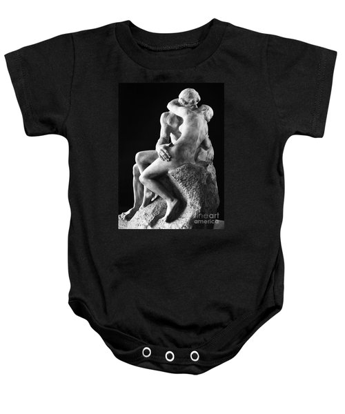 Rodin: The Kiss, 1886 Baby Onesie