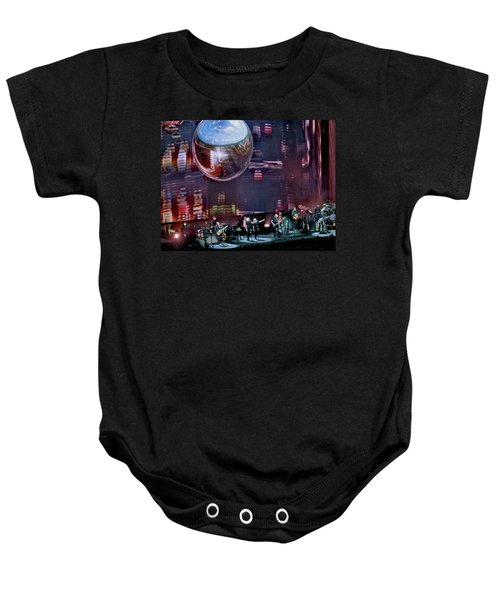 Roger Waters 2017 Tour - Breathe  Baby Onesie