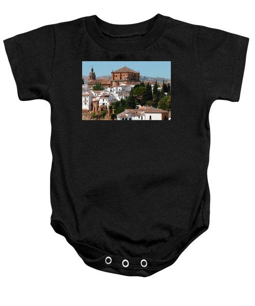 Ronda. Andalusia. Spain Baby Onesie