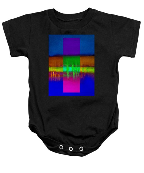 Roots In The Land Baby Onesie