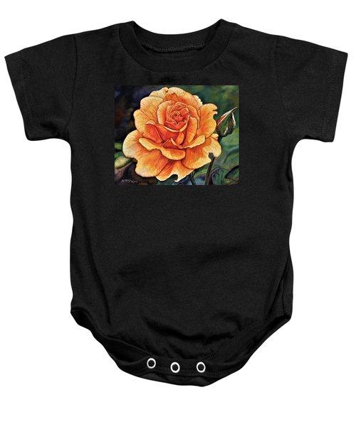 Rose 4_2017 Baby Onesie