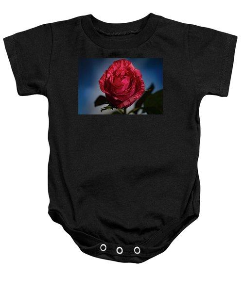 Rose Baby Onesie