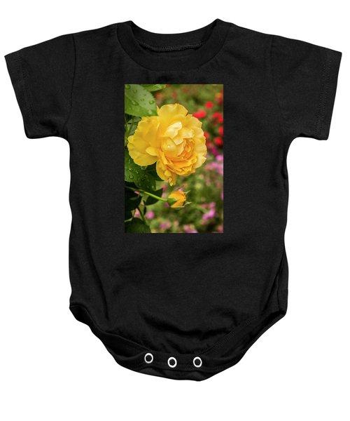 Rose, Julia Child Baby Onesie