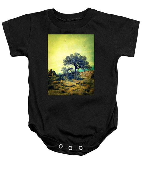 Rough Terrain Baby Onesie