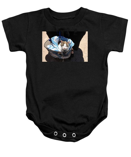 Royal Carriage Baby Onesie
