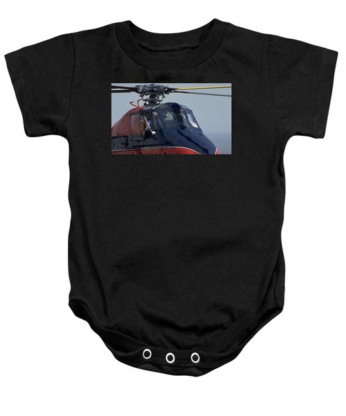 Royal Helicopter Baby Onesie