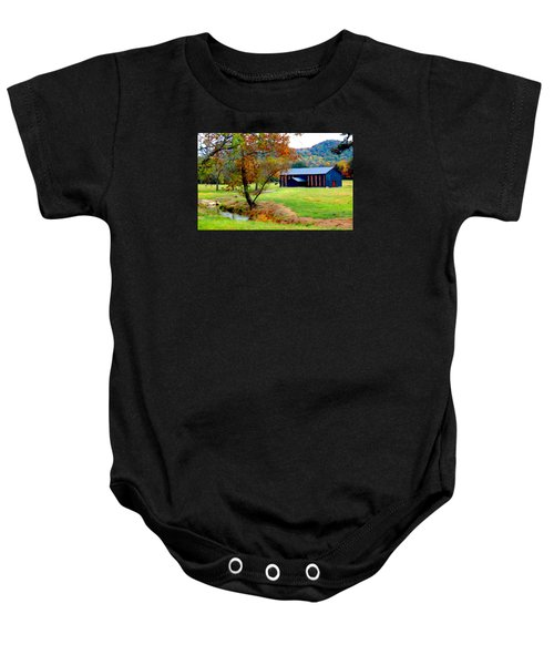 Rural Ky Baby Onesie