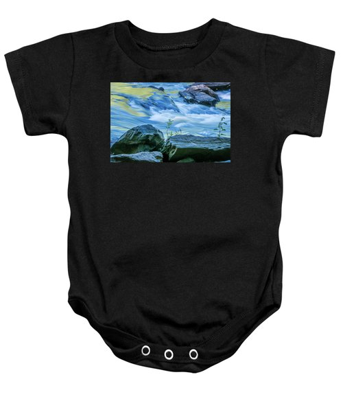 Rushing Creek Baby Onesie