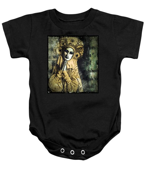 Russian Icon Baby Onesie