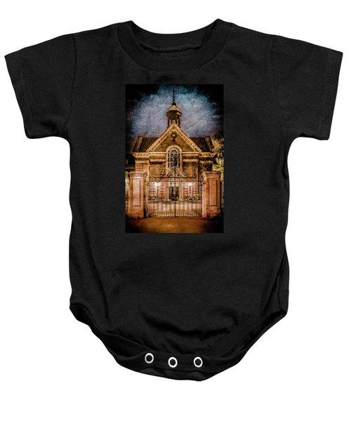 Oxford, England - Saint Hugh's Baby Onesie