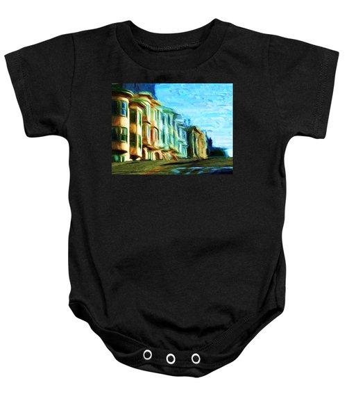 Frisco Street Homes Baby Onesie