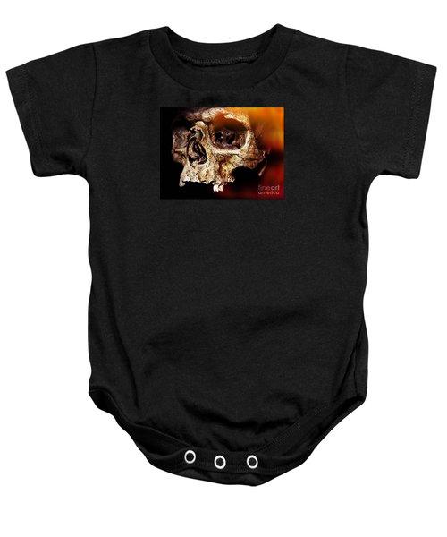 Skull Baby Onesie