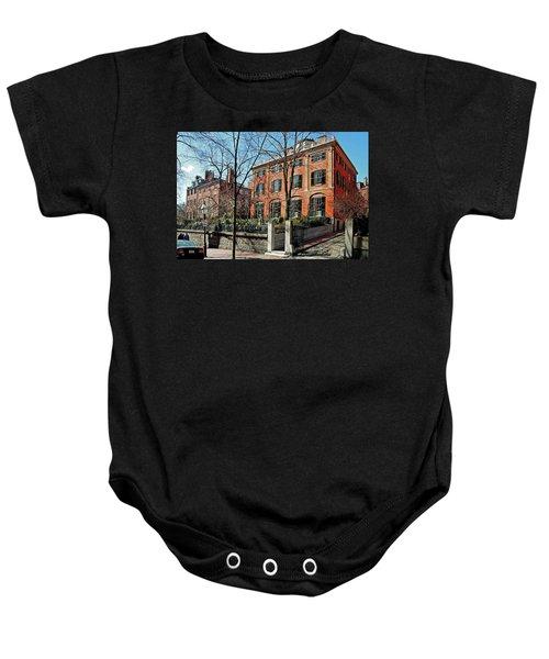 Second Harrison Gray Otis House  Baby Onesie