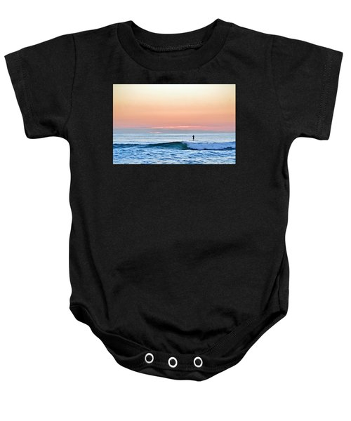 September 14 Sunrise Baby Onesie