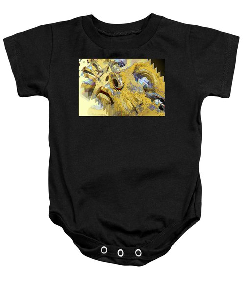 Shattered Illusions Baby Onesie