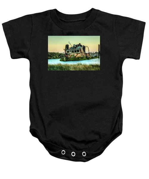 Shipwreck - Mary D. Hume Baby Onesie