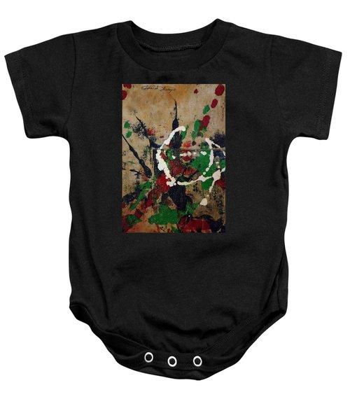 Shirt Pocket Baby Onesie