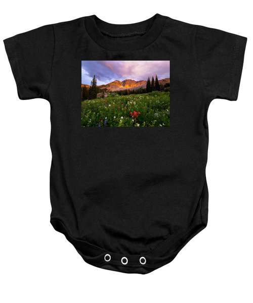 Silent Stirrings Baby Onesie