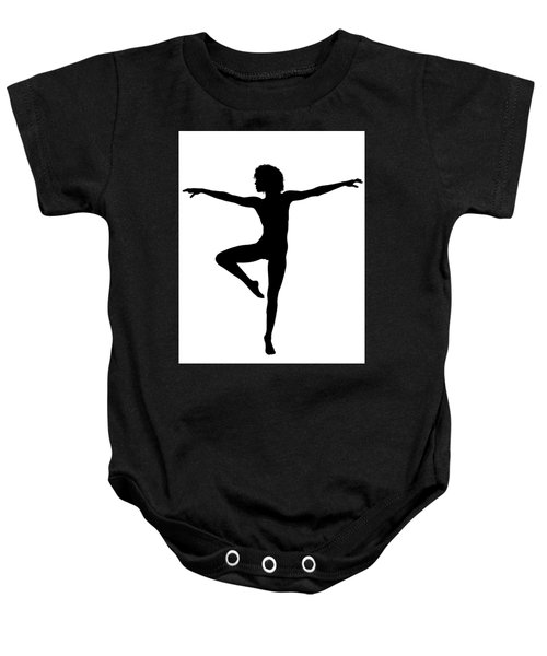 Silhouette 24 Baby Onesie