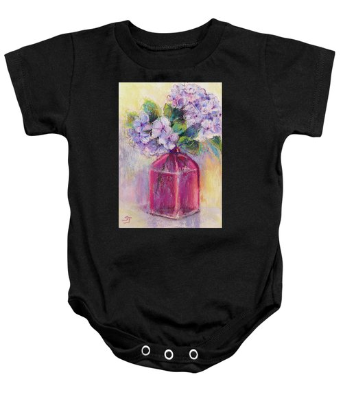 Simple Blessings Baby Onesie