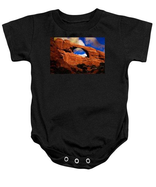 Skyline Arch Baby Onesie