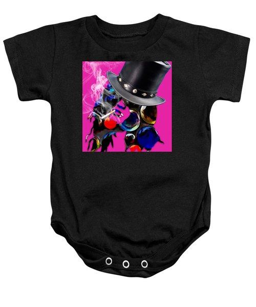 Slash Guns N' Roses Baby Onesie