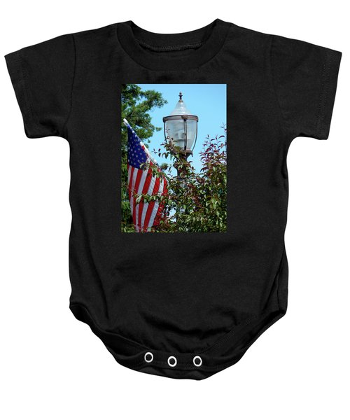 Small Town Anywhere Usa Baby Onesie
