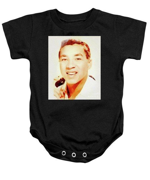 Smokey Robinson, Music Legend Baby Onesie