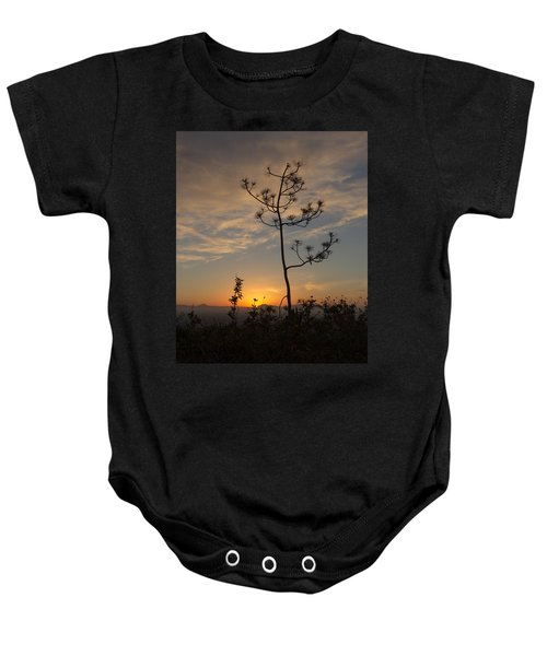 Solitude At Solidad Baby Onesie