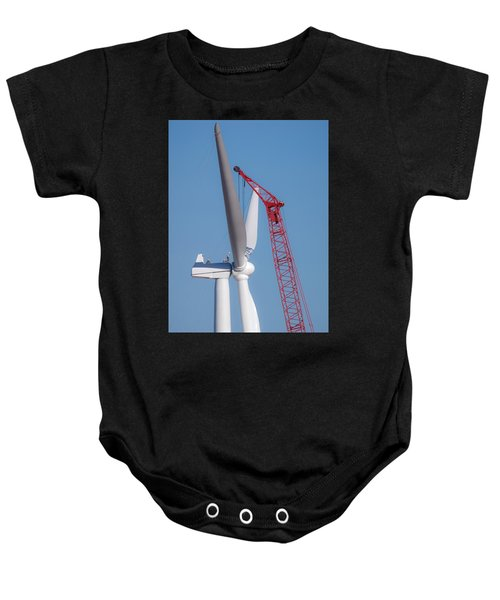 Some Assembly Required Baby Onesie