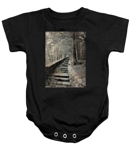 Some Other Now, Some Other When 3 Baby Onesie