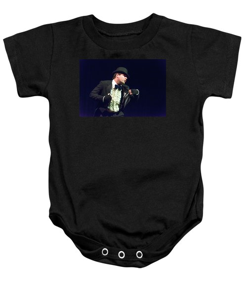 Song And Dance Man Baby Onesie