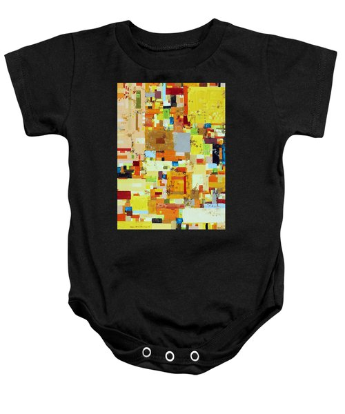 Song Of Solar Fusion Baby Onesie