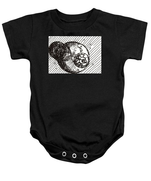 Space 1 2015 - Aceo Baby Onesie