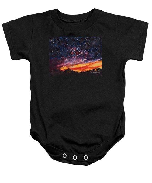 Space Oddity  Baby Onesie