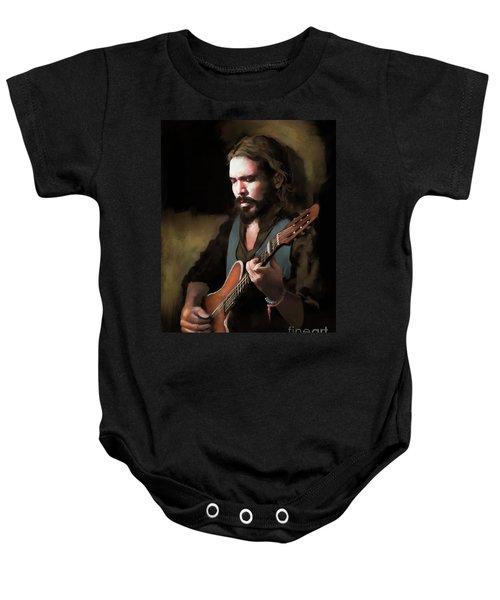 Spanish Guitar - El Javi Baby Onesie