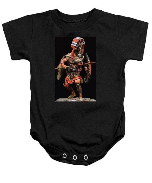 Spartan Hoplite - 05 Baby Onesie