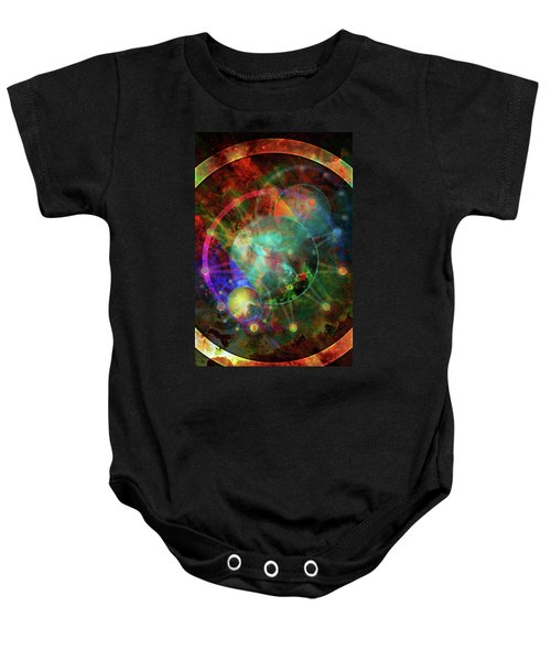 Sphere Of The Unknown Baby Onesie