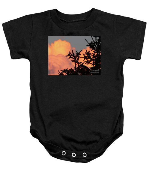 Spirit Pines Baby Onesie