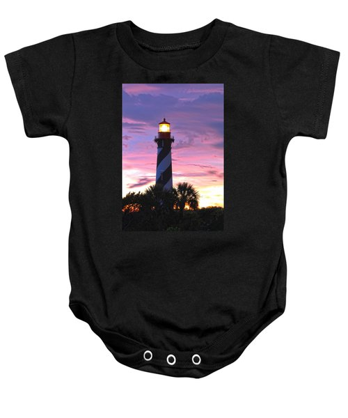 St. Augustine Light Baby Onesie