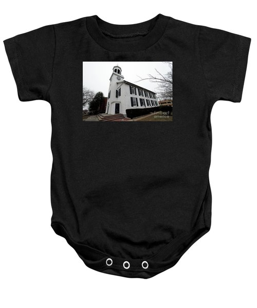 St. Georges Church Episcopal-anglican Baby Onesie